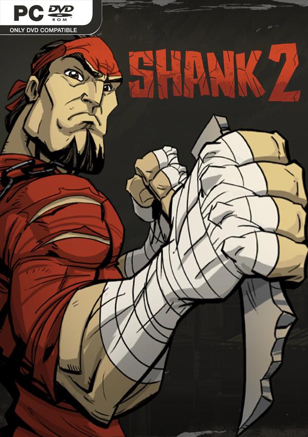 Shank 2 (2011) RePack