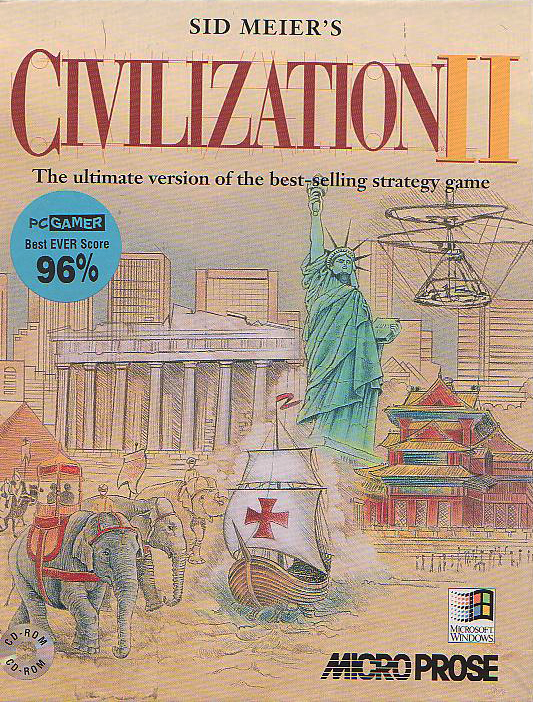 Sid Meier's Civilization 2 (1996)