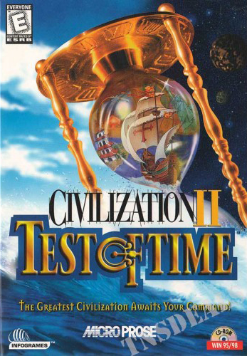 Sid Meier's Civilization 2: Test of Time (1999) RIP