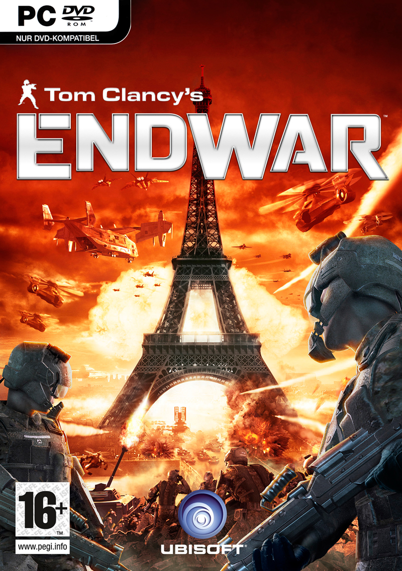 Tom Clancy's End War (2009) RePack