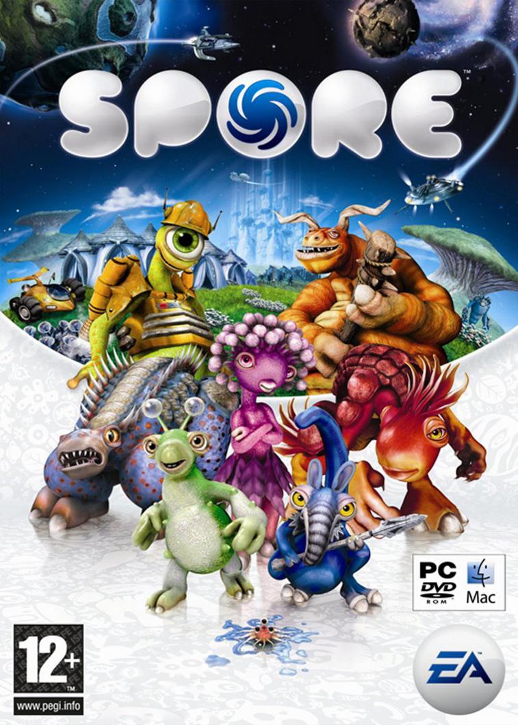 Spore Anthology (2008-2010) RePack