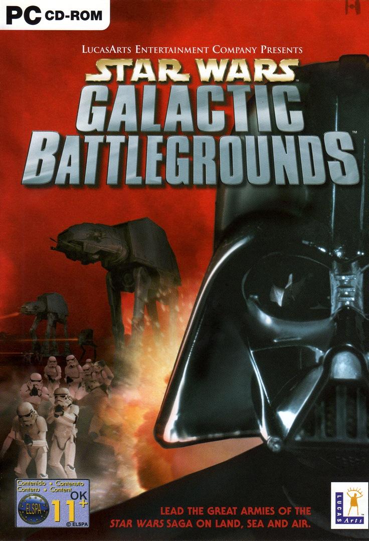 Star Wars: Galactic Battlegrounds (2001)