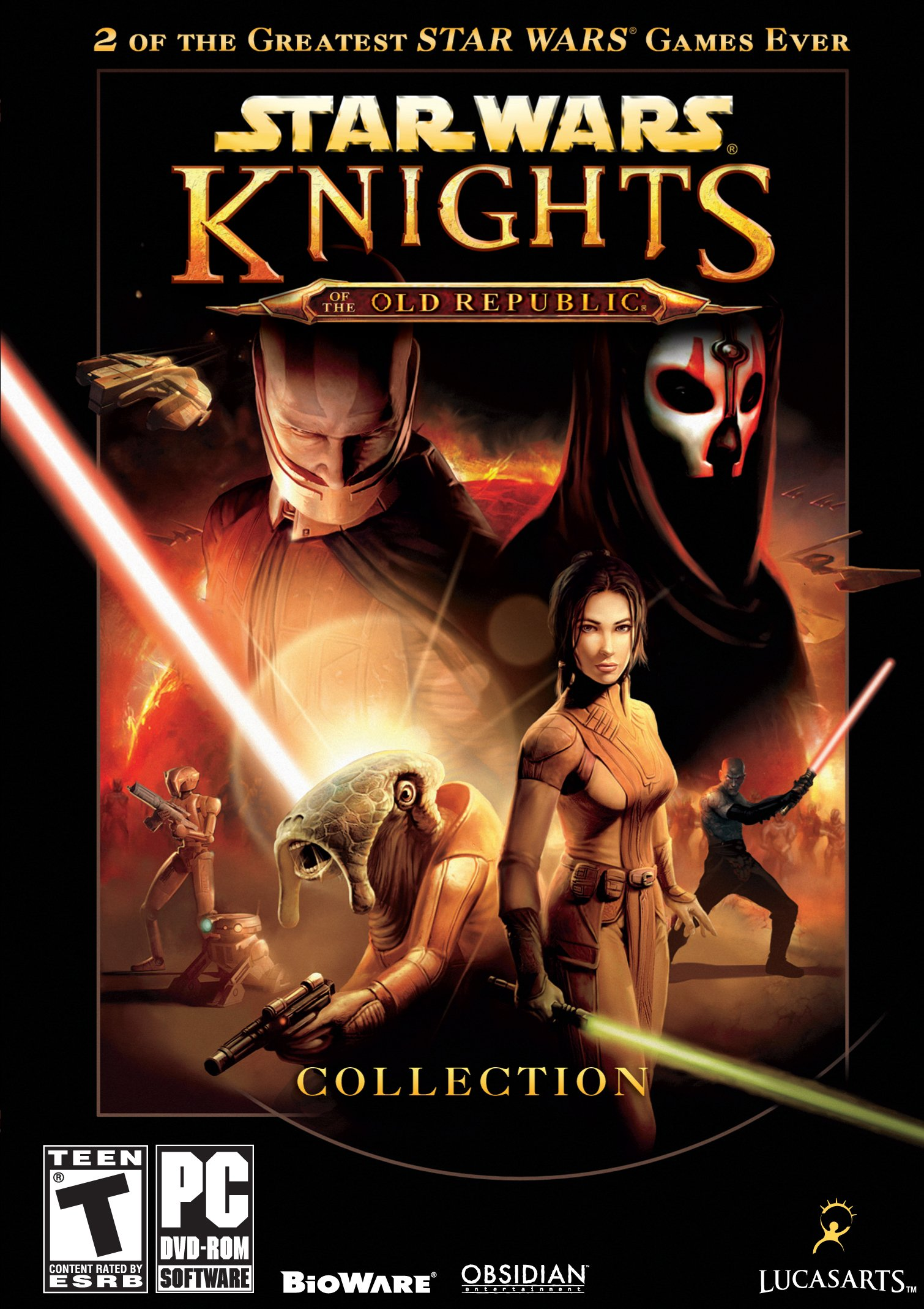Star Wars: Knights of the Old Republic (2003) RePack