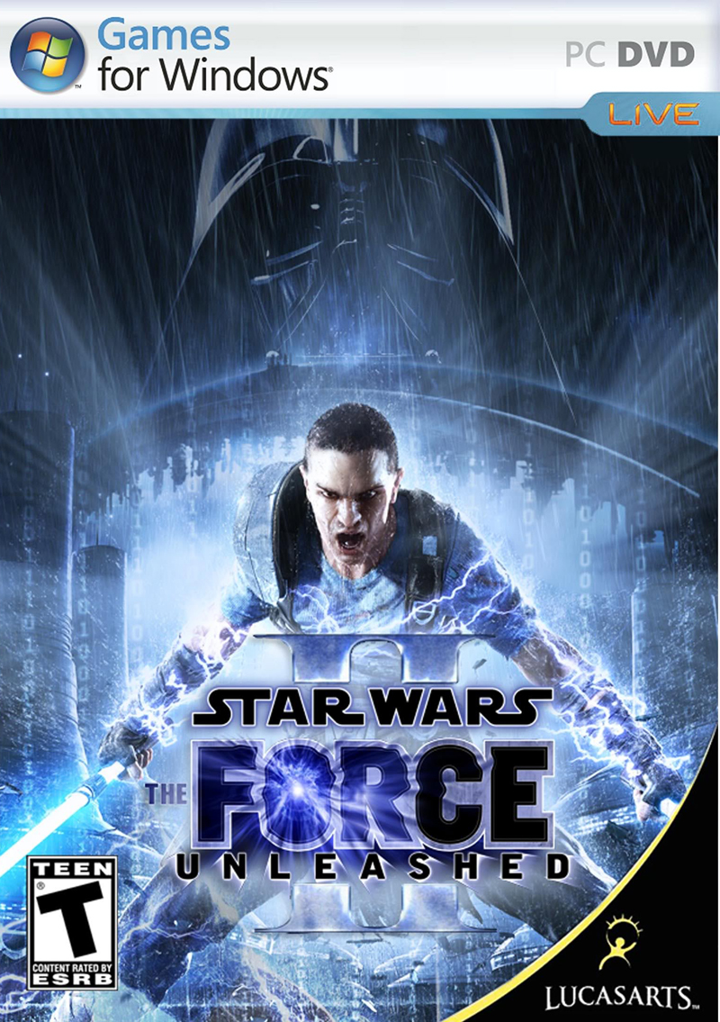 Star Wars: The Force Unleashed Dilogy (2009-2010) RePack