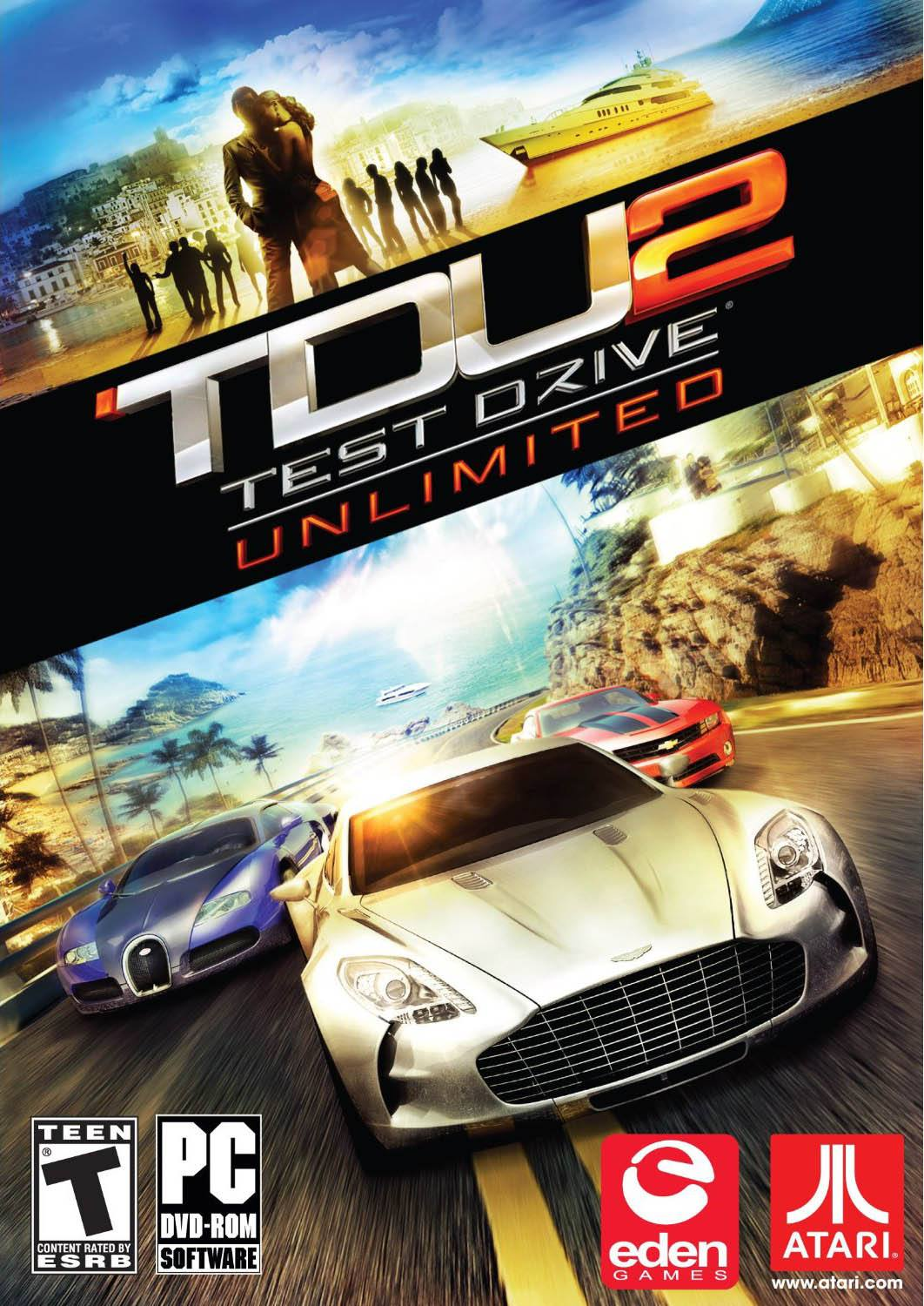 Test Drive Unlimited 2 (2011) RePack