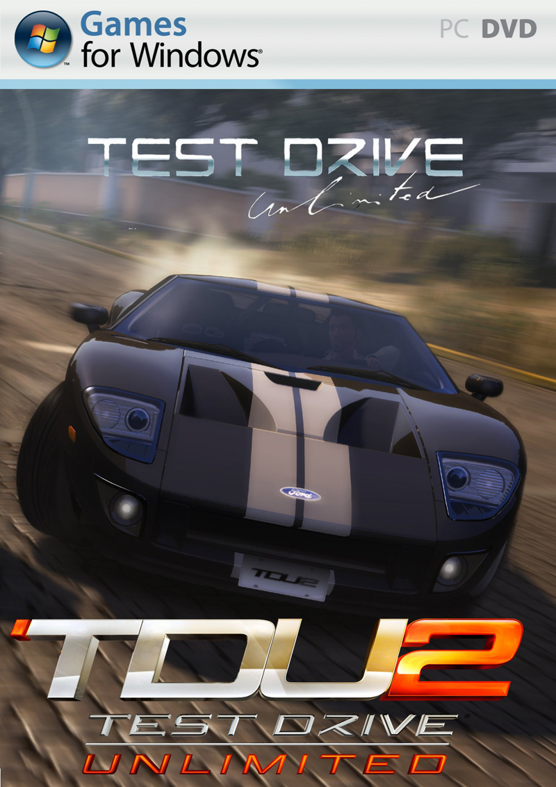 Test Drive Unlimited Дилогия (2008-2011) RePack