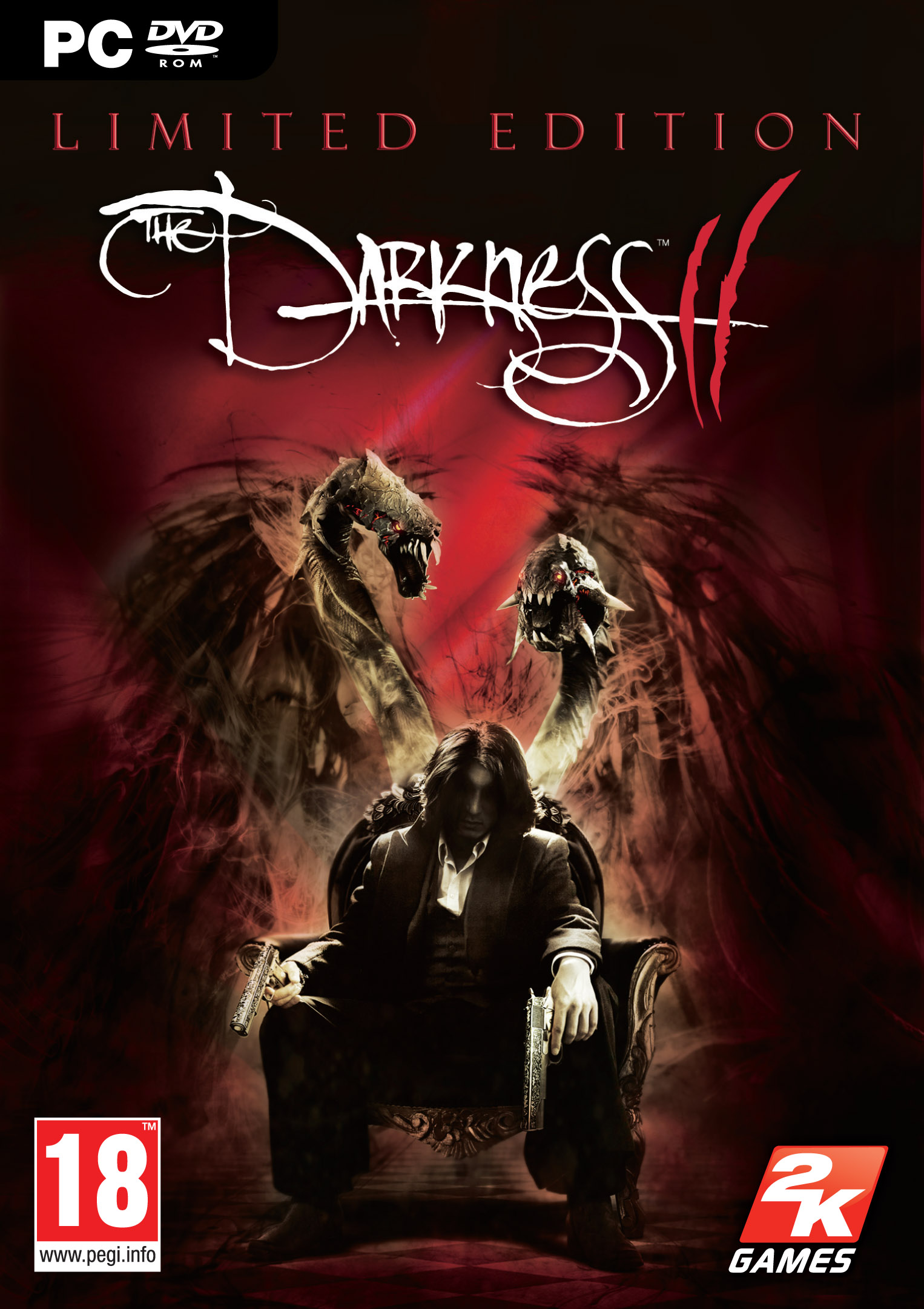 The Darkness 2: Limited Edition (2012) RePack