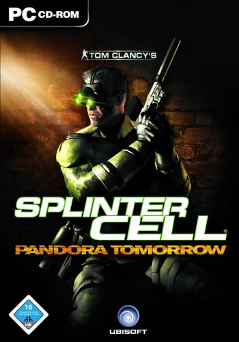 Tom Clancy's Splinter Cell: Pandora Tomorrow (2004)
