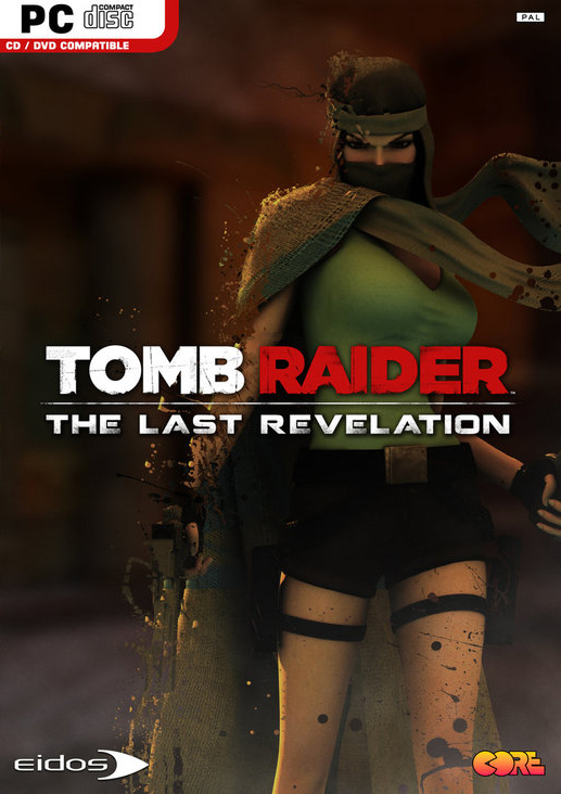 Tomb Raider 4: The Last Revelation (1999) RePack