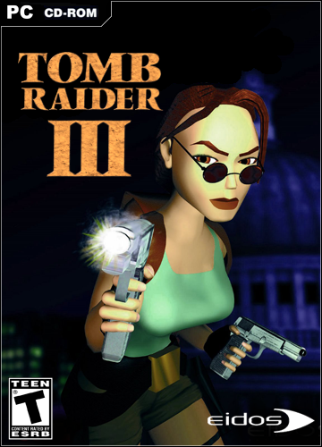 Tomb Raider 3: The Adventures of Lara Croft (1998)