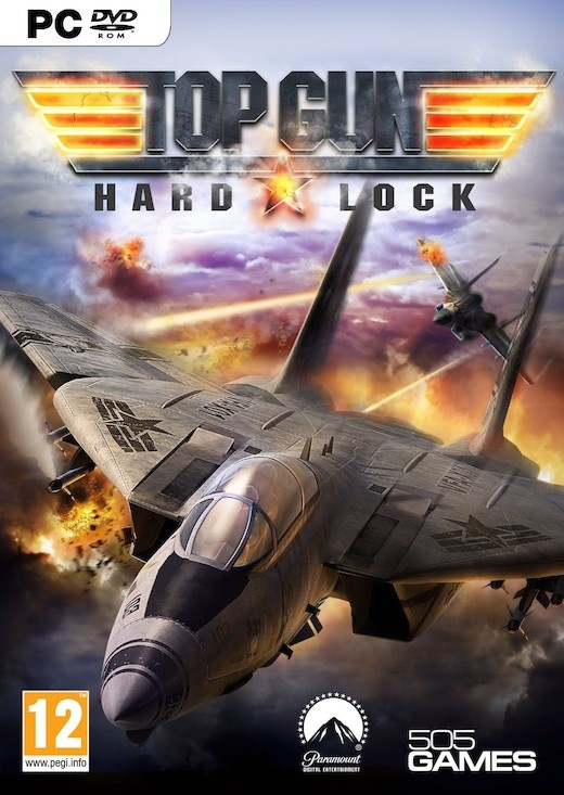 Top Gun Hard Lock (2012) RePack