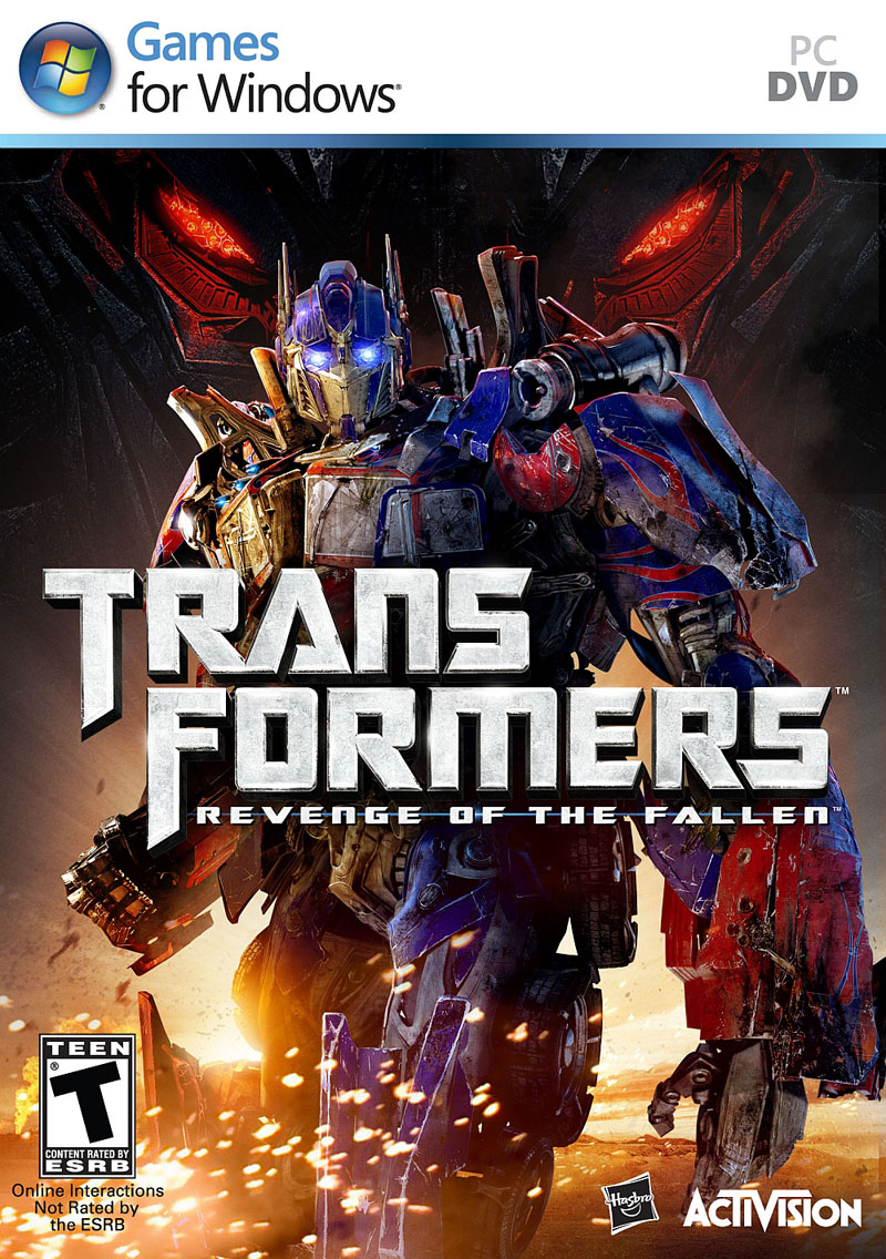 Transformers: Revenge Of The Fallen (2009) RePack