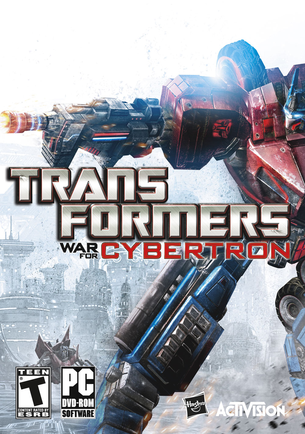 Transformers: War for Cybertron (2010) RIP