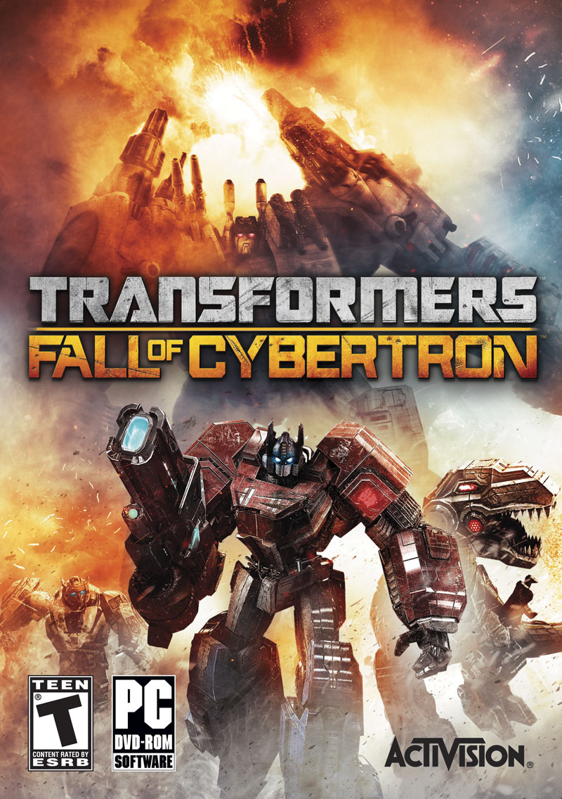 Transformers: Fall Of Cybertron (2012) RePack