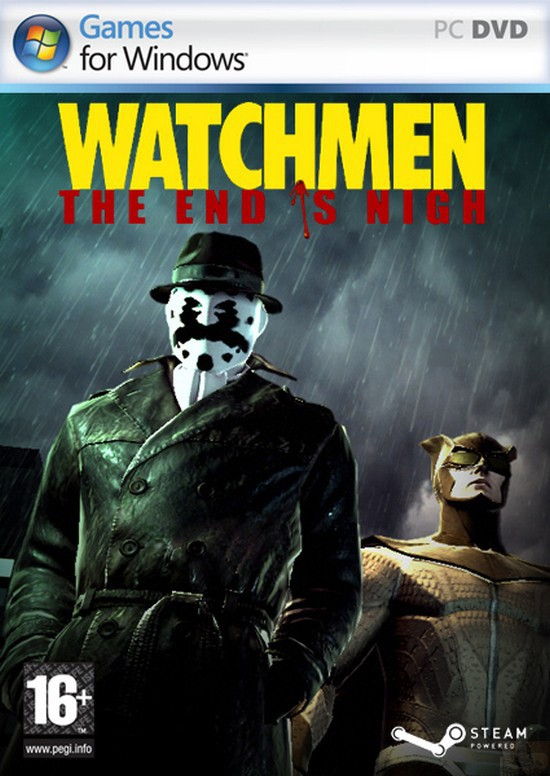 Watchmen: The End is Nigh Complete Collection (2009) RePack