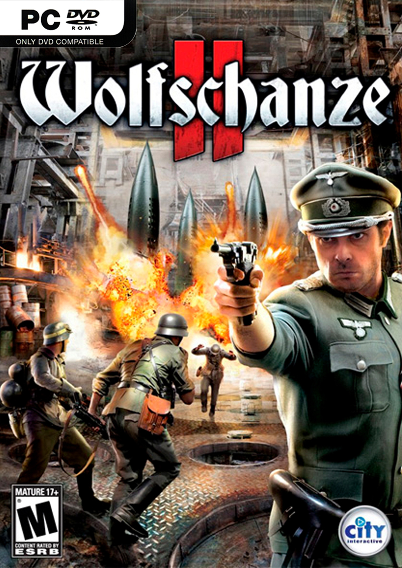 Wolfschanze 2: Падение Третьего Рейха (2010) RePack