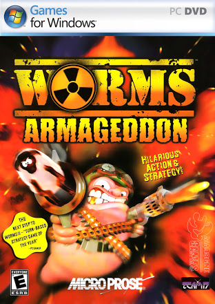Worms: Armageddon (1999) RePack