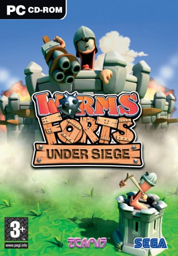 Worms Forts: Under Siege (2004)