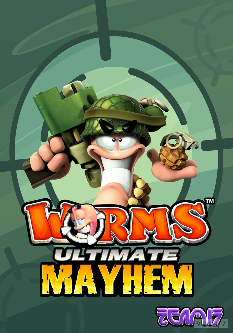 Worms: Ultimate Mayhem Deluxe Edition (2011) RePack