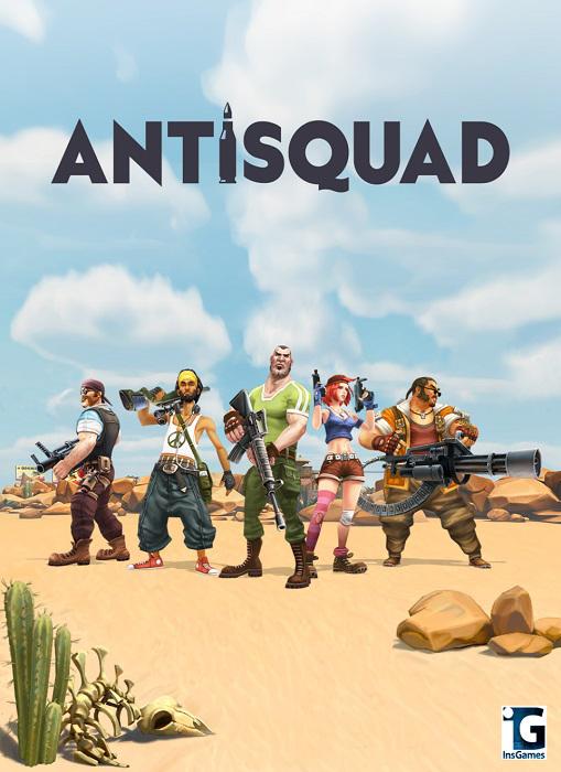 Antisquad (2014) RePack