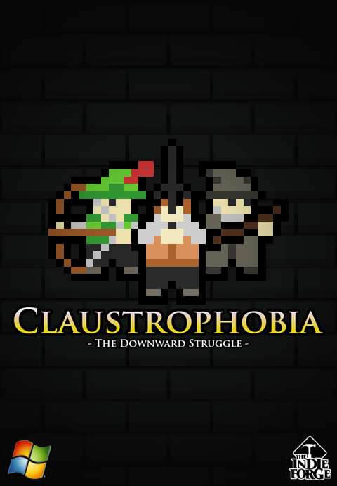 Claustrophobia: The Downward Struggle (2014)