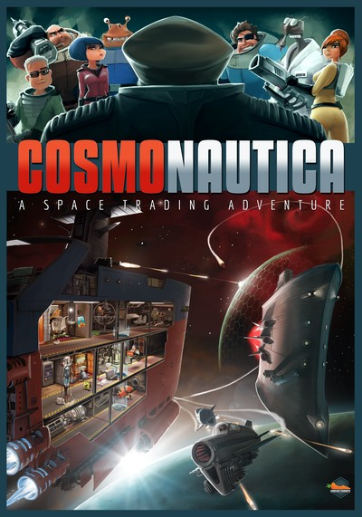 Cosmonautica A Space Trading Adventure (2014)