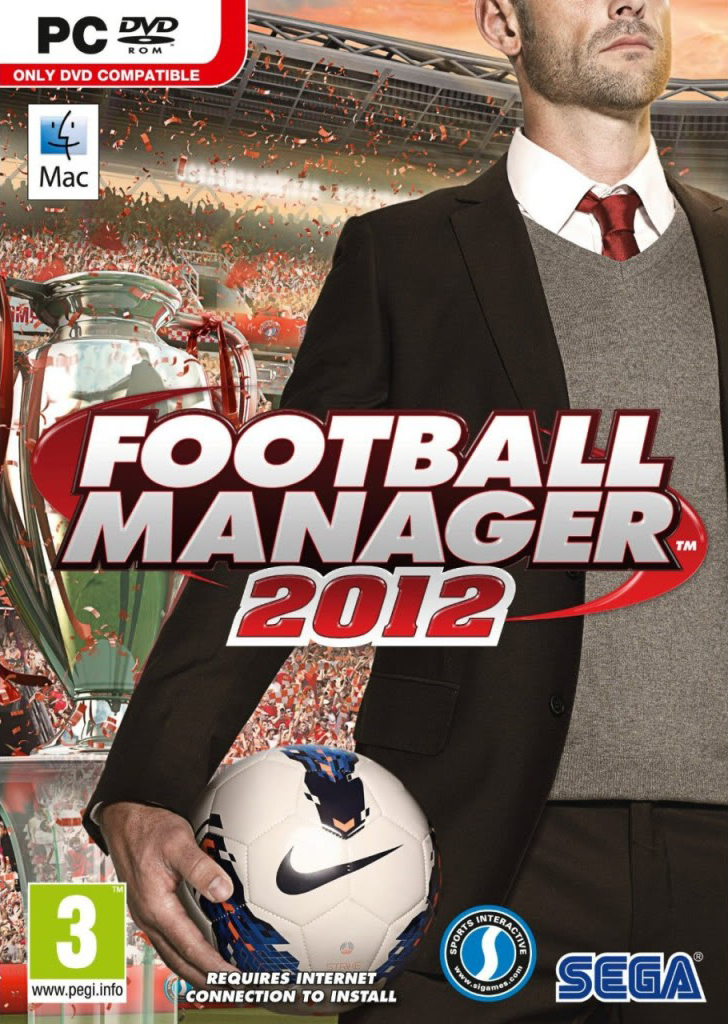 Football Manager 2012 (2011) RePack