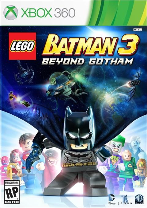 LEGO Batman 3 Beyond Gotham (XBOX360)