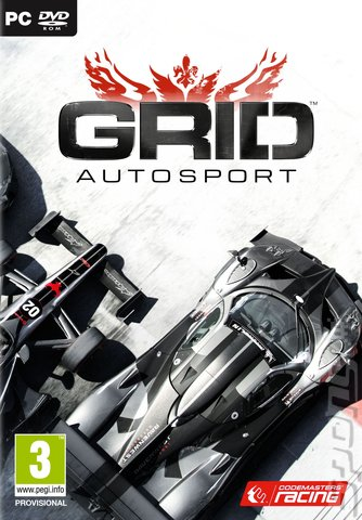 GRID Autosport Black Edition (2014) RePack