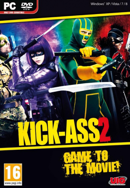 Kick-Ass 2 (2014) RePack