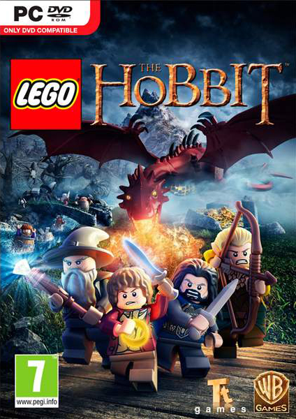 LEGO The Hobbit (2014) RePack
