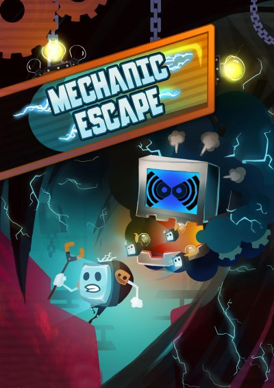 Mechanic Escape (2014) RePack