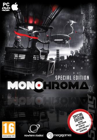 Monochroma (2014) RePack