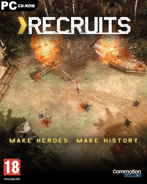 Recruits (2014) RePack