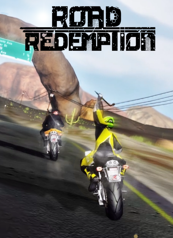 Road Redemption (2014) RePack