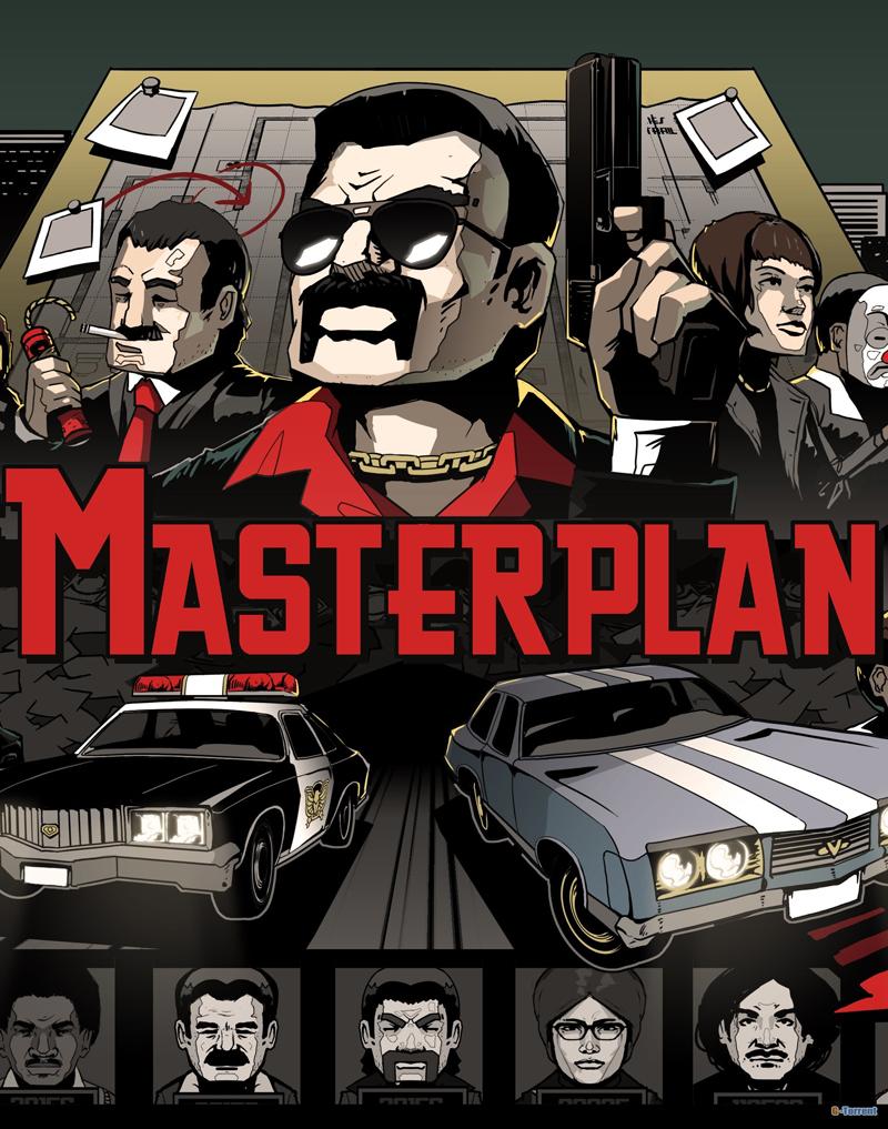 The Masterplan (2014)