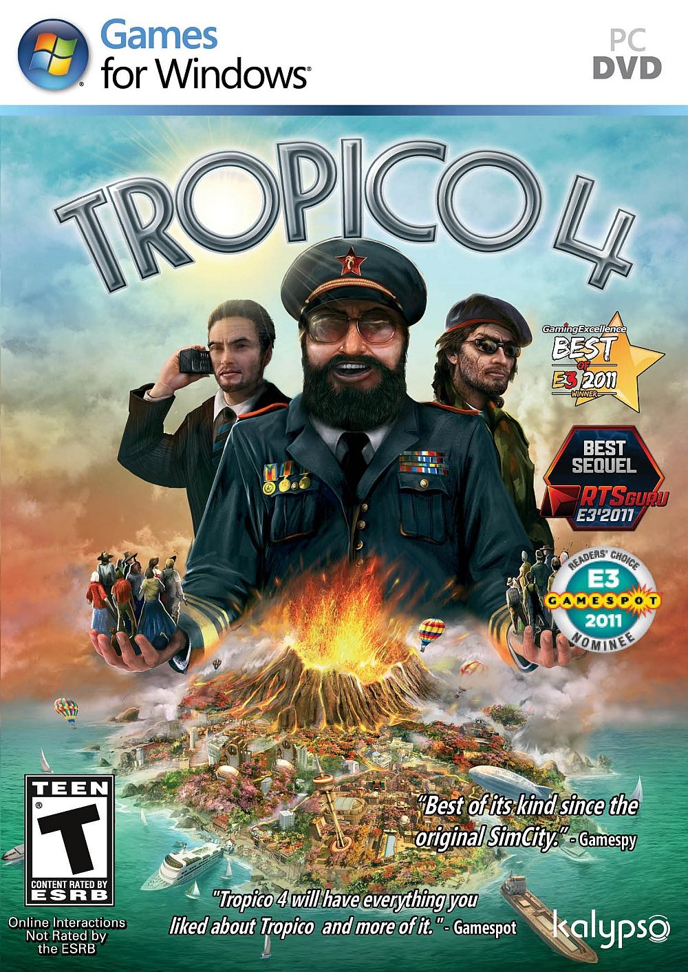 Tropico 4 (2011) RePack