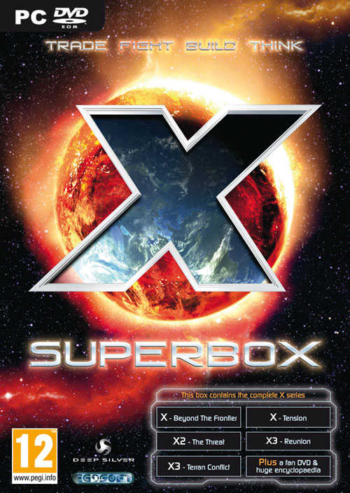 X: Superbox (1999-2013) RePack