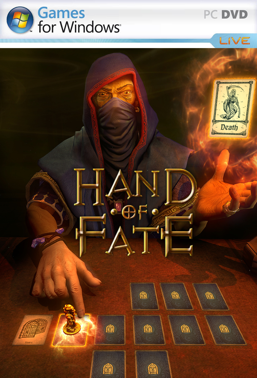 Hand of Fate (2015) RePack