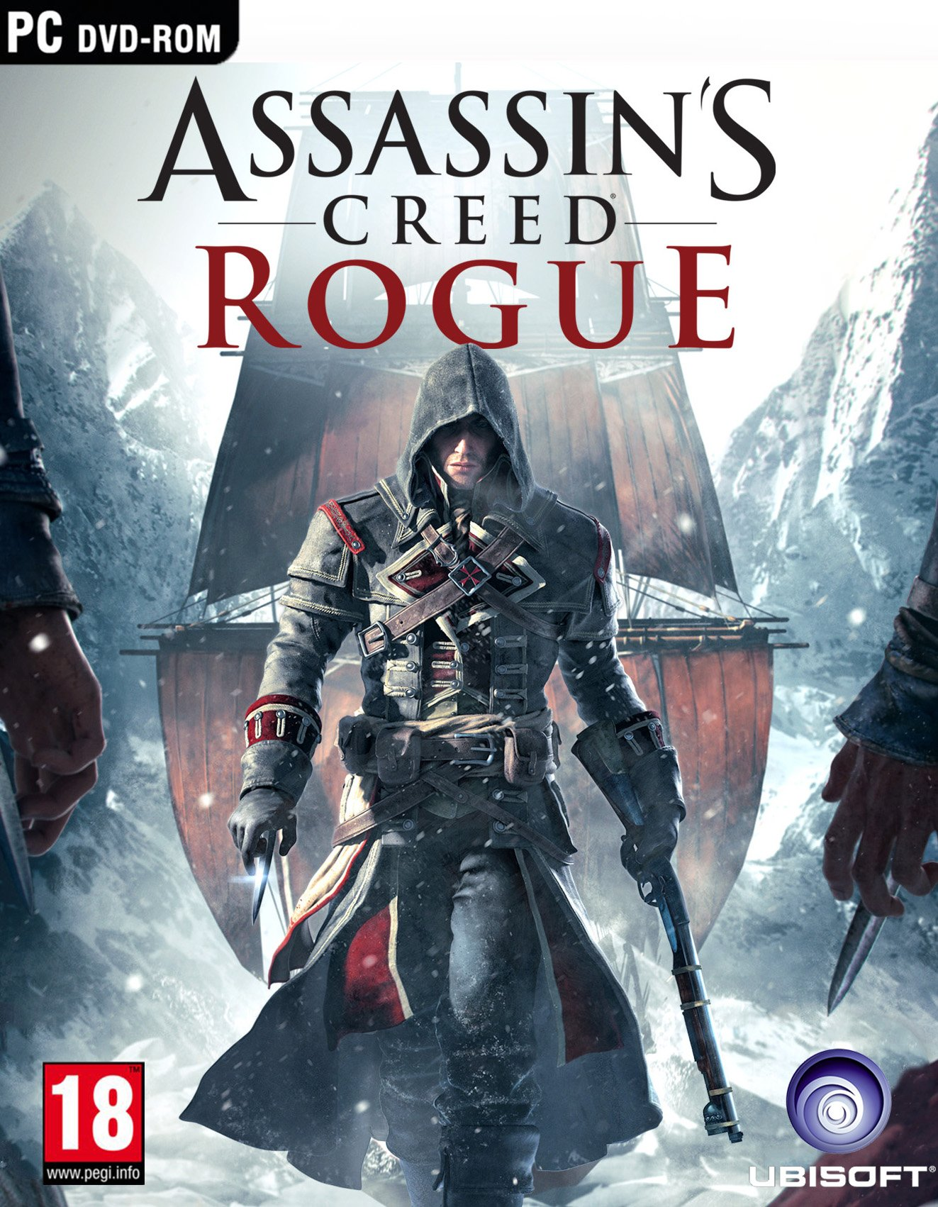 Assassin's Creed: Rogue / Изгой (2015) RePack