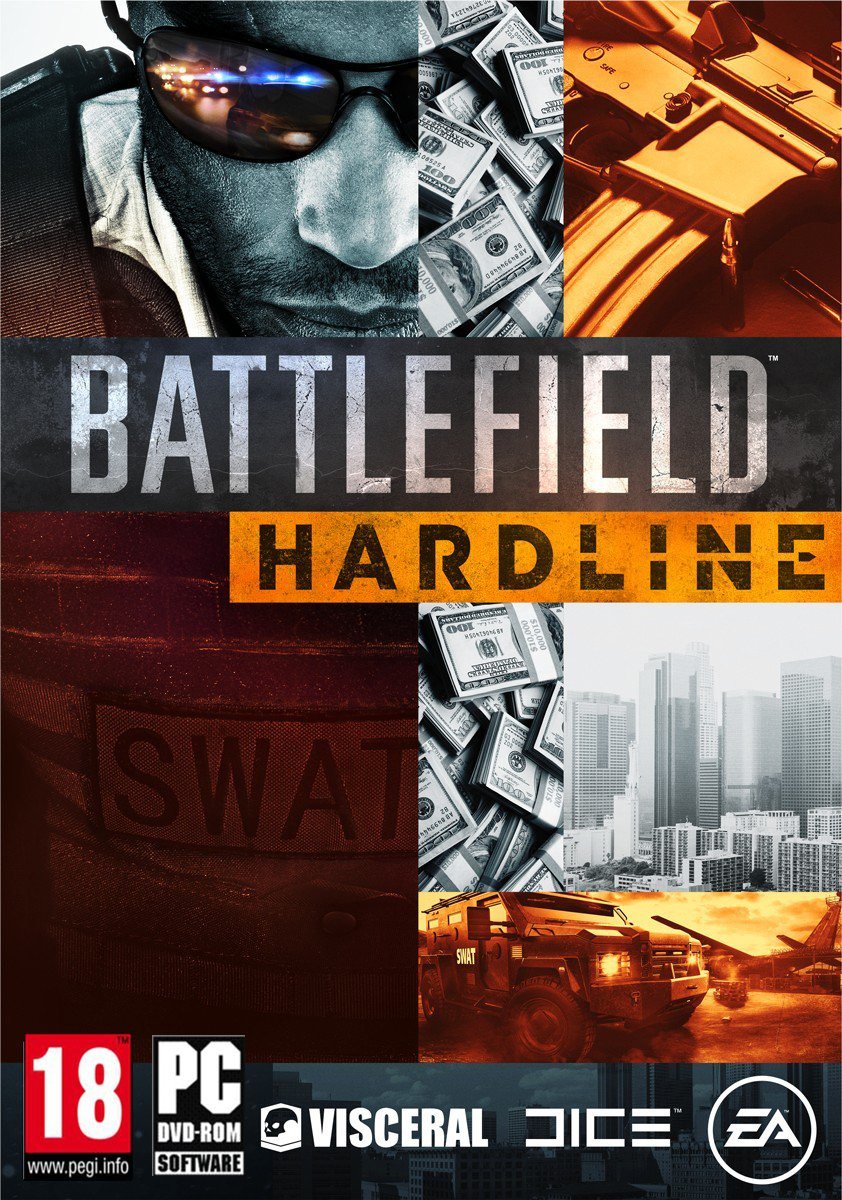 Battlefield Hardline Digital Deluxe Edition (2015)