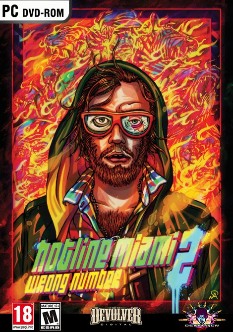 Hotline Miami 2: Wrong Number (2015)