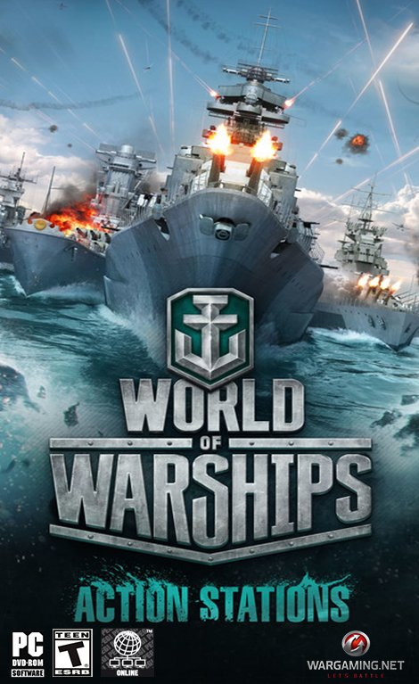 World of Warships (2015)