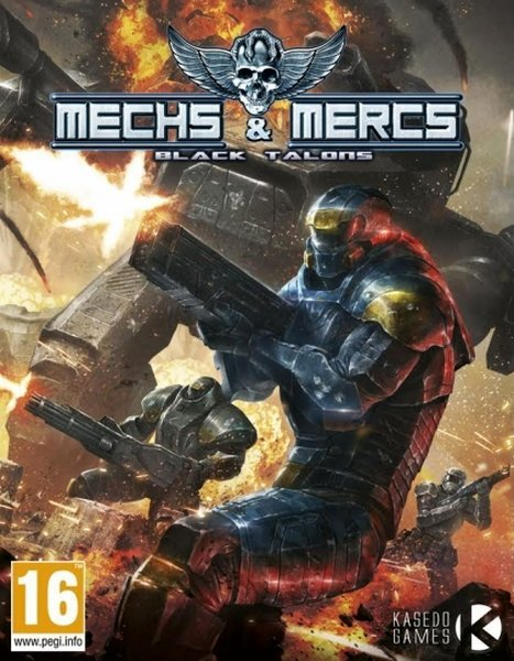 Mechs & Mercs: Black Talons (2015)