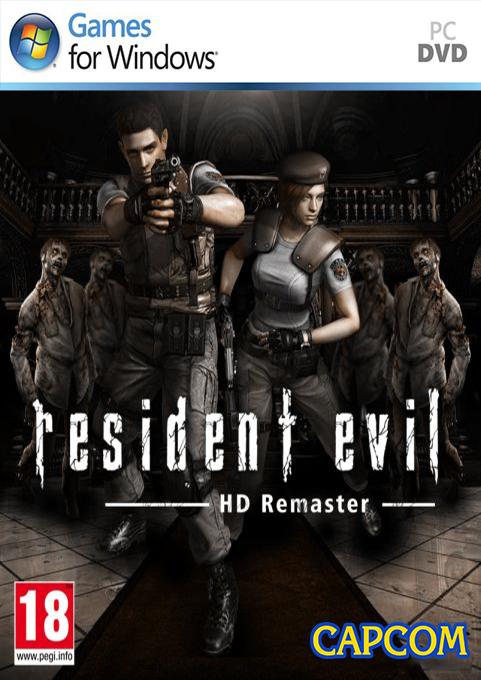Resident Evil HD REMASTER (2015) RePack