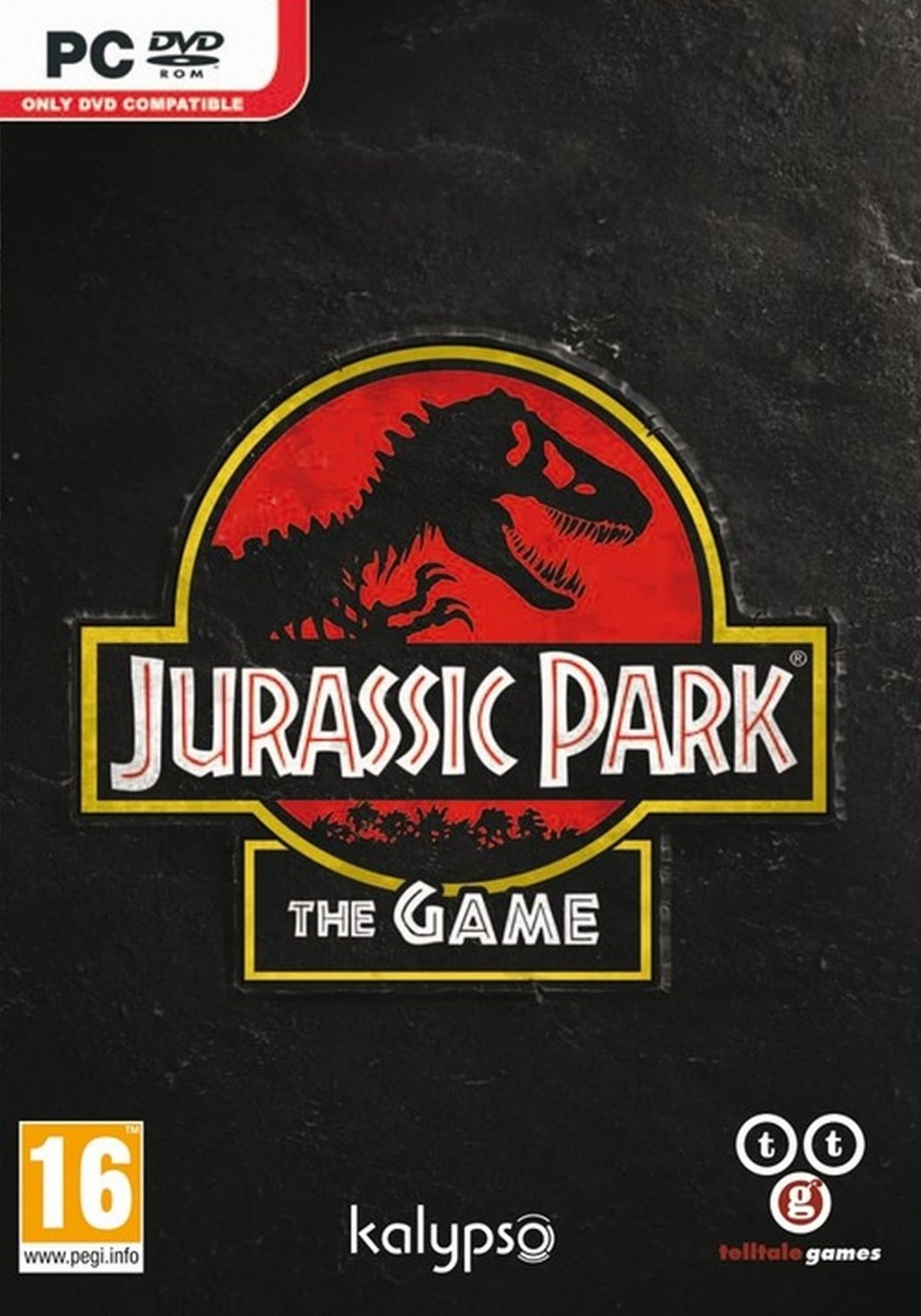 Jurassic Park: The Game (2011) RePack