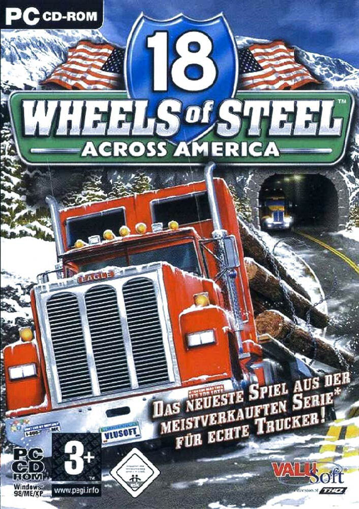 18 Wheels of Steel: Across America (2003)