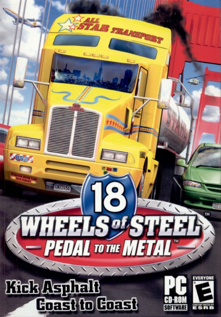 18 Wheels of Steel: Pedal to the Metal (2004) RePack