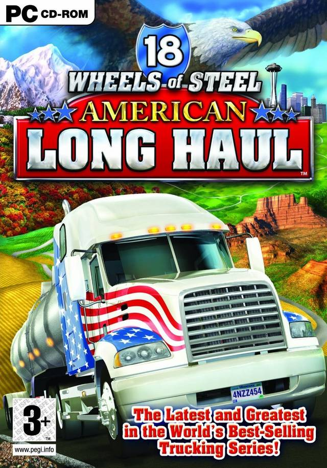 18 Wheels of Steel: American Long Haul (2007)