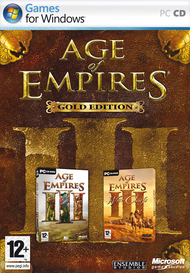 Age of Empires Platinum Edition (1997-2007)
